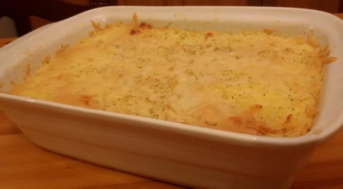 Quadratini al formaggio