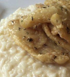 Tavolazza di riso