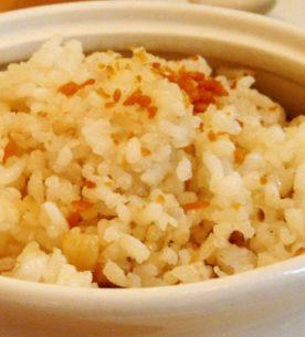 Risotto all'aglio
