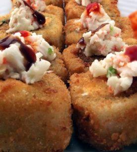 Crocchette di pesce