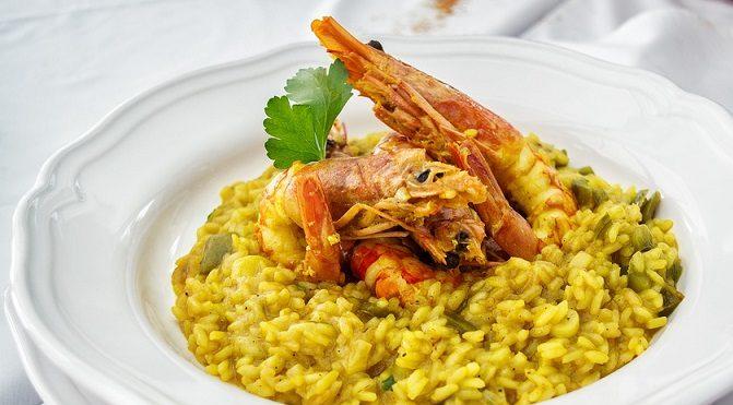 Sagra del riso Vialone, squisiti risotti