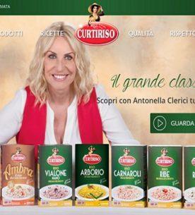 Homepage sito Curtiriso