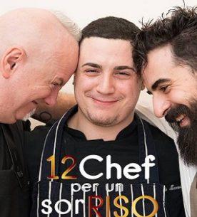 12 chef per un sorriso