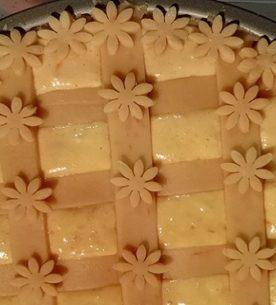 Pastiera napoletana con crema di riso