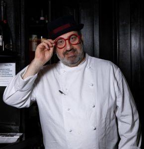 Chef Andrea Fusco