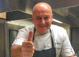Chef Cristiano Gramegna