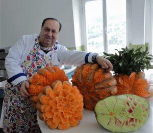 Chef Santino Strizzi