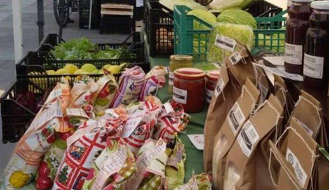 La Campagna nutre la città-Mercati agricoli a settembre