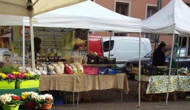 Mercati agricoli a Milano e Melegnano ad agosto