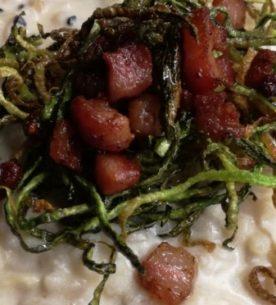 Risotto con cipolla e pancetta-Risoinfiore