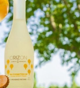 Orizon, drink di riso (Fonte Facebook ProvenceFactoriz)