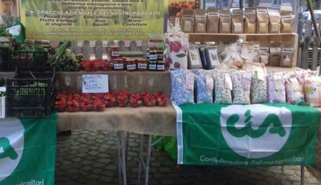 Mercati agricoli a Milano a dicembre