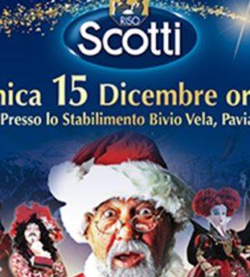 Natale con Riso Scotti