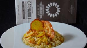 Risotto con patate e pancetta_Riso Margherita