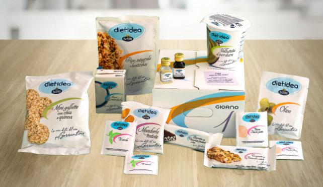 I prodotti del giorno 1 di Dietidea