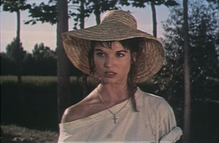 Ricexperience: Elsa Martinelli nel film La Risaia