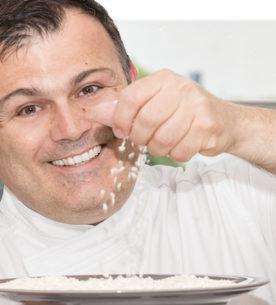 Il riso con Chef Fabio Campoli