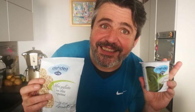 La Dietidea di Paolo Perugini