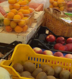 Mercati agricoli Cia Lombardia-La campagna nutre la città