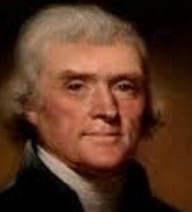 Il ritratto di Thomas Jefferson
