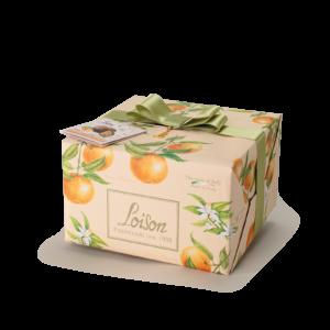 Panettone Loison al mandarino