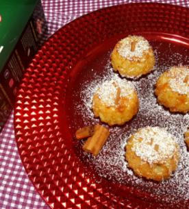 Tortini di riso alla cannella e frutta candita_Curtiriso