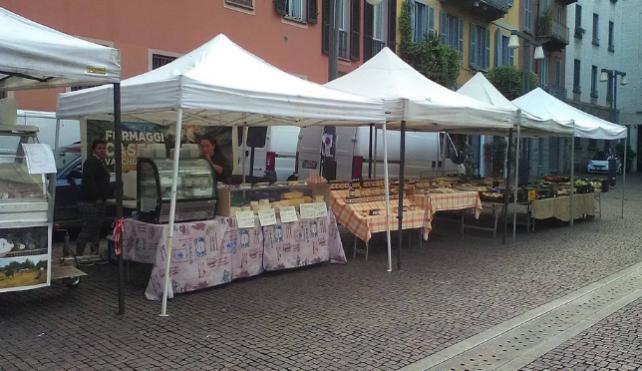 I mercati de La Campagna nutre la città a marzo 2021