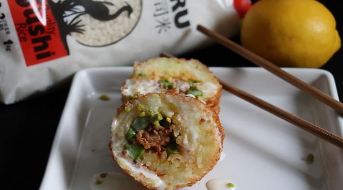 Il sushi arancino