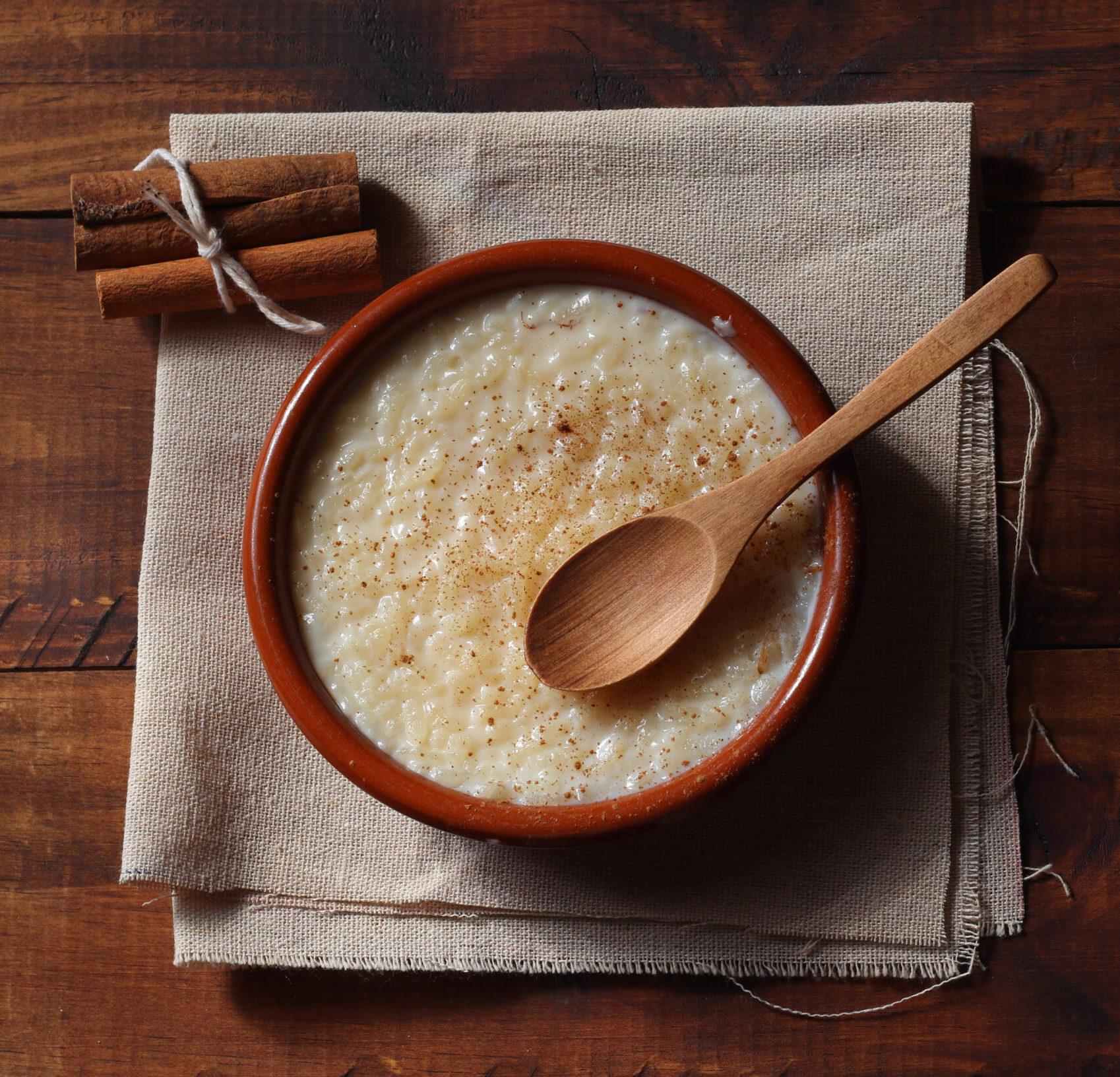 riso e latte