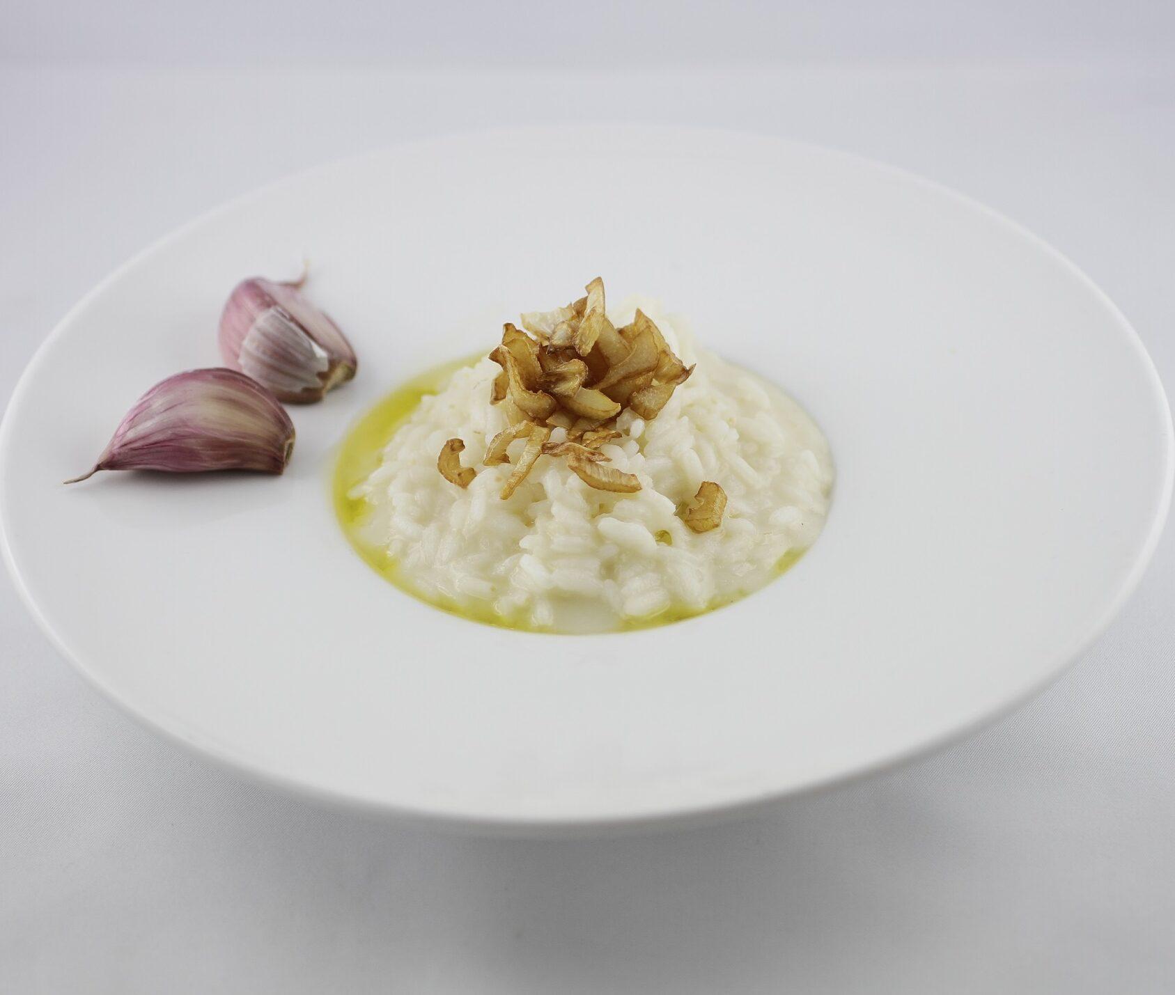 risotto aglio
